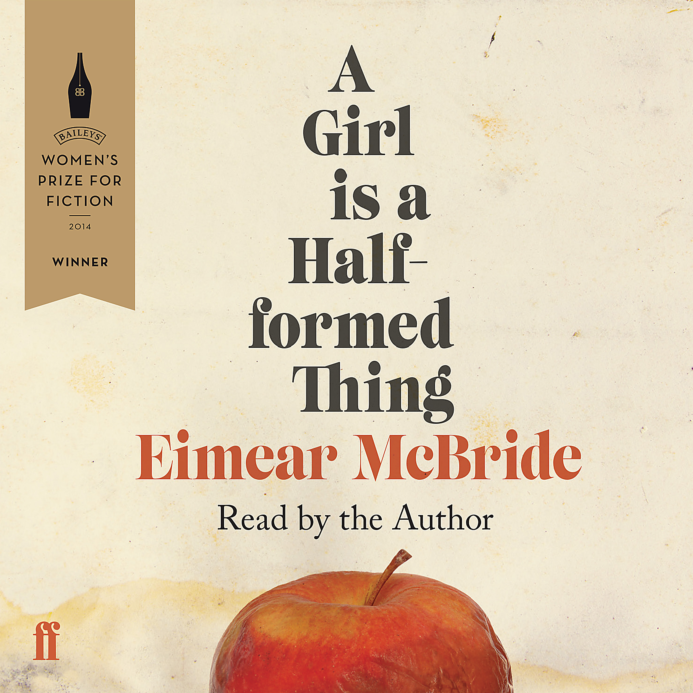 Elmear McBride - A Girl is a Half-formed Thing